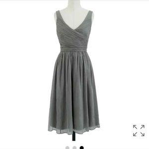 Heidi Dress in silk chiffon